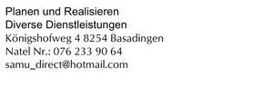 Stempel-Bestellung 376402