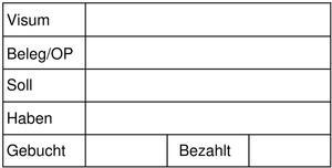 Stempel-Bestellung 365799