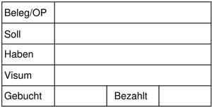 Stempel-Bestellung 374920